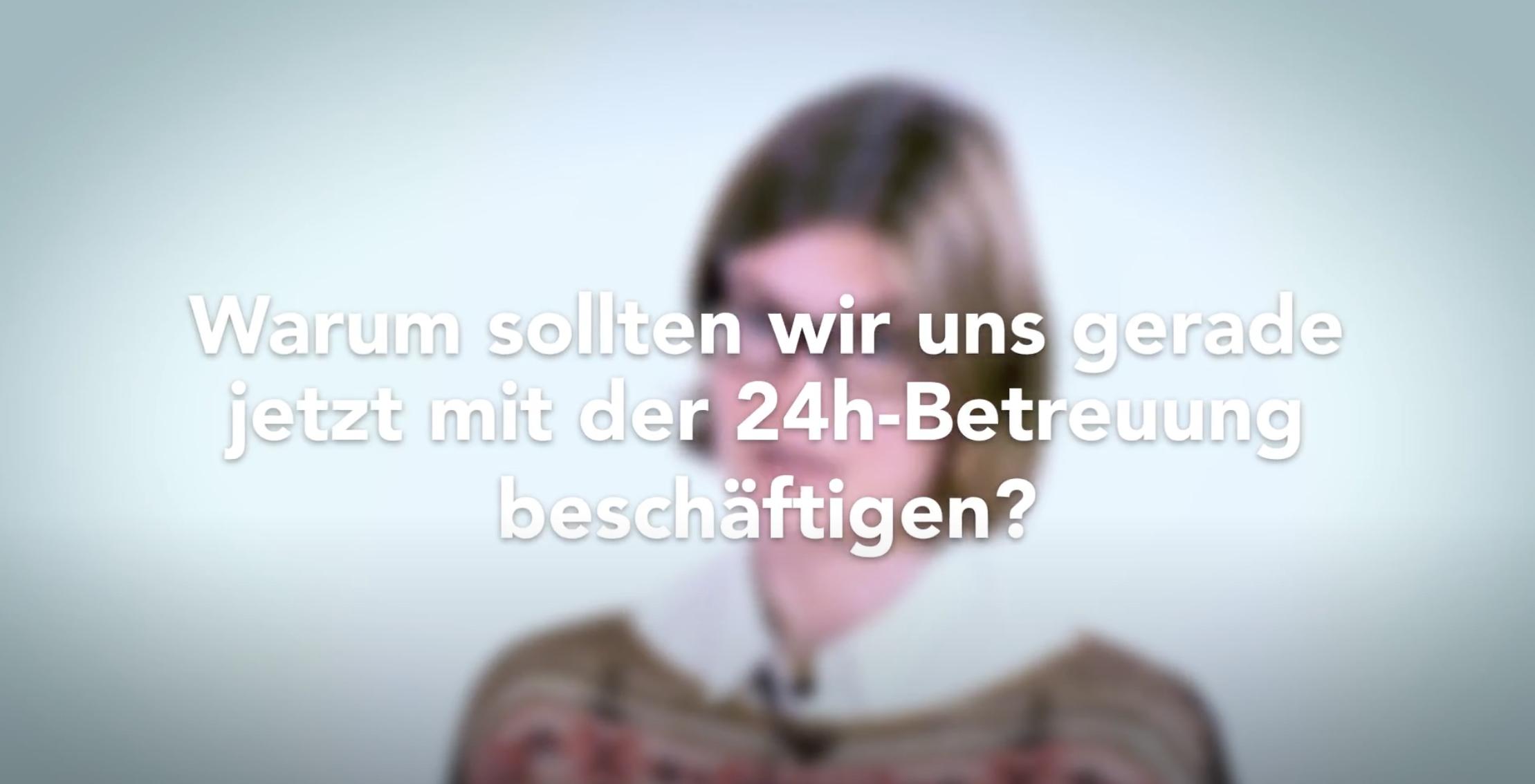 Video: Was sagen Pfleger*innen?